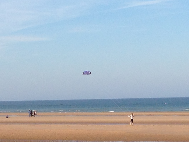 Vierville-sur-Mer - Omaha Beach. Photo by Author.