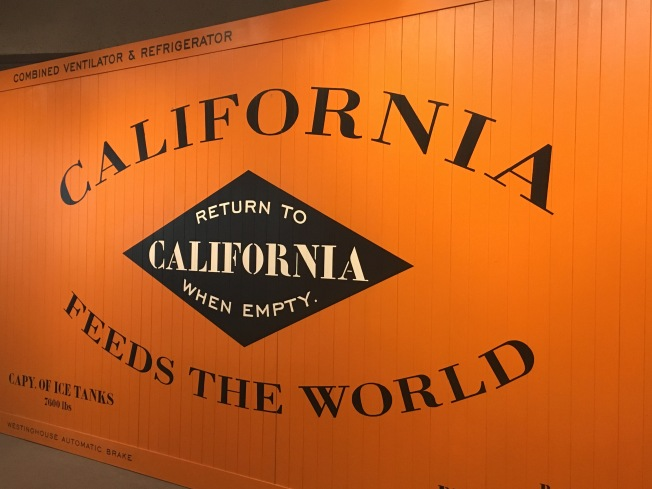 California Feeds the World